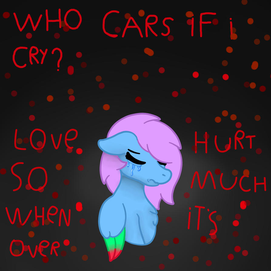 love hurts. by mia-the-mew