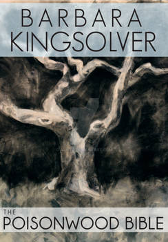 Barbara Kingsolver Book Cover:The Poisonwood Bible