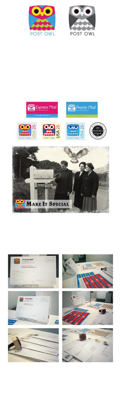 Post Owl Postal Services