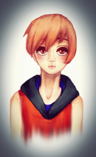 Amy derps by Kawaiinekinu