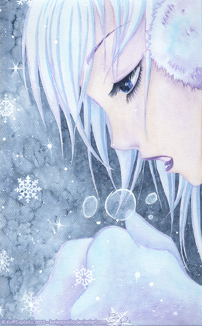 Winter by KuriExposito