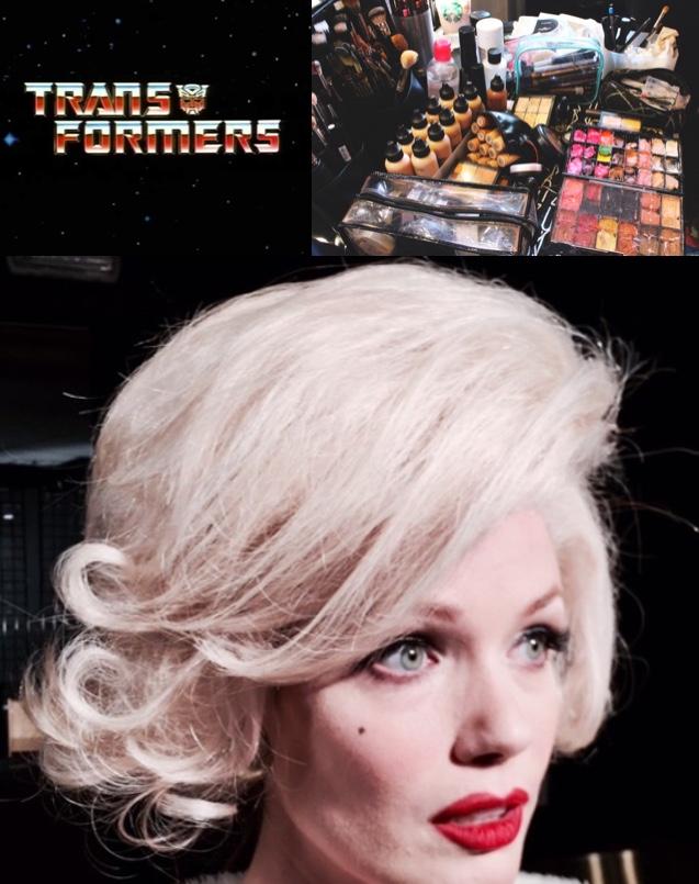 Robin Beauchesne Key Makeup Artist By