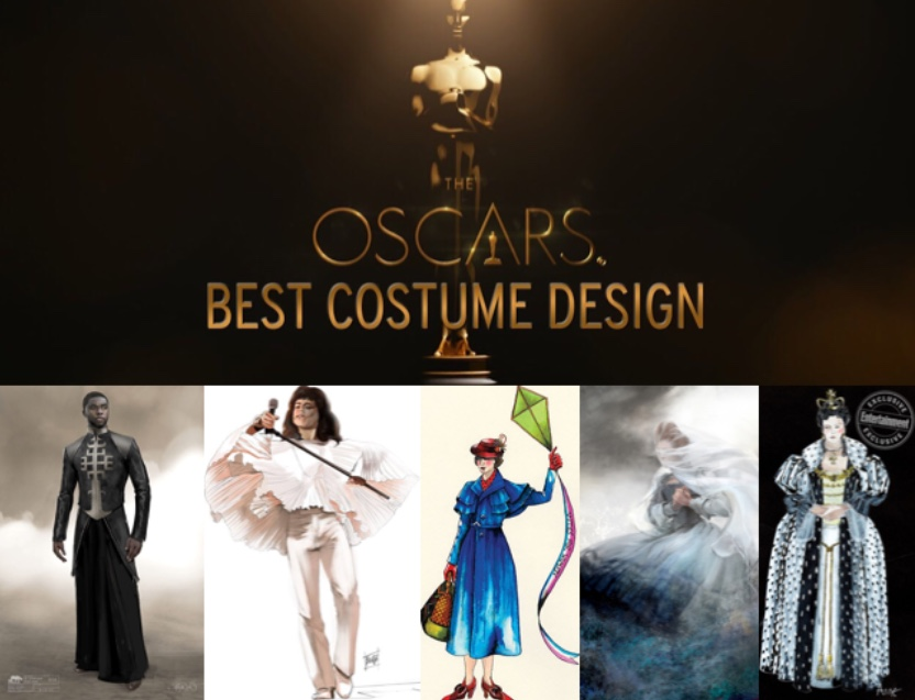 2019 Oscar Predictions Best Costume Design By Dyemery On Deviantart