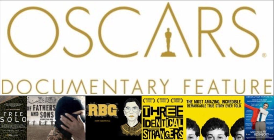 Best Documentary Oscar 2019 2019 Oscar Predictions (Best Documentary Feature) by dyemery on