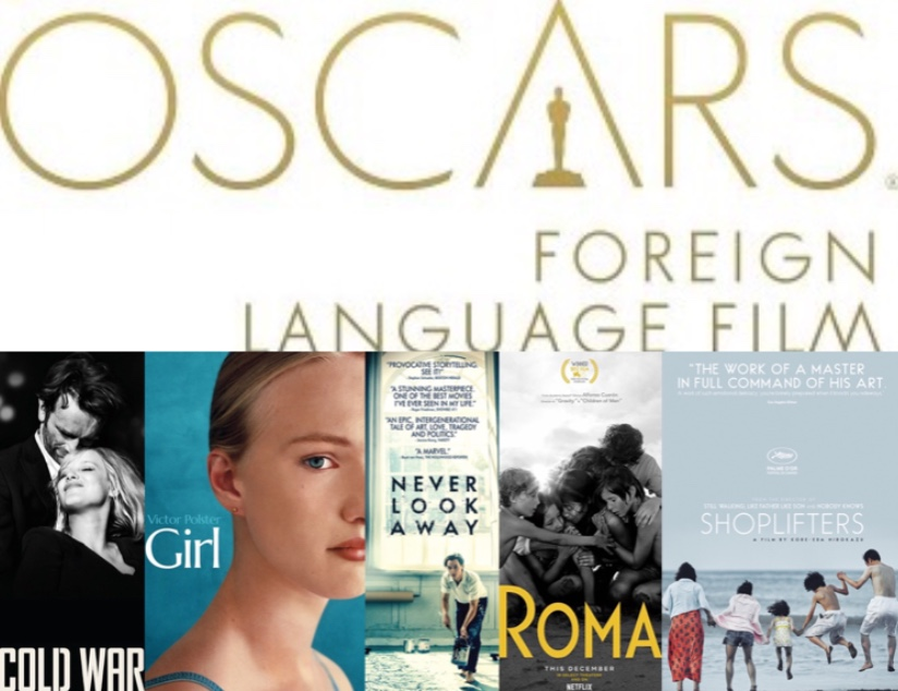 Best Foreign Film 2019 2019 Oscar Prediction (Best Foreign Language Film) by dyemery on
