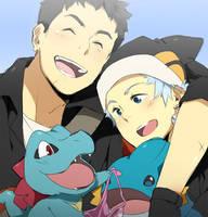 best friends by fushio