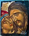 Jesus and Virgin Mary Akra tapinosis