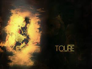 Toure Wallpaper