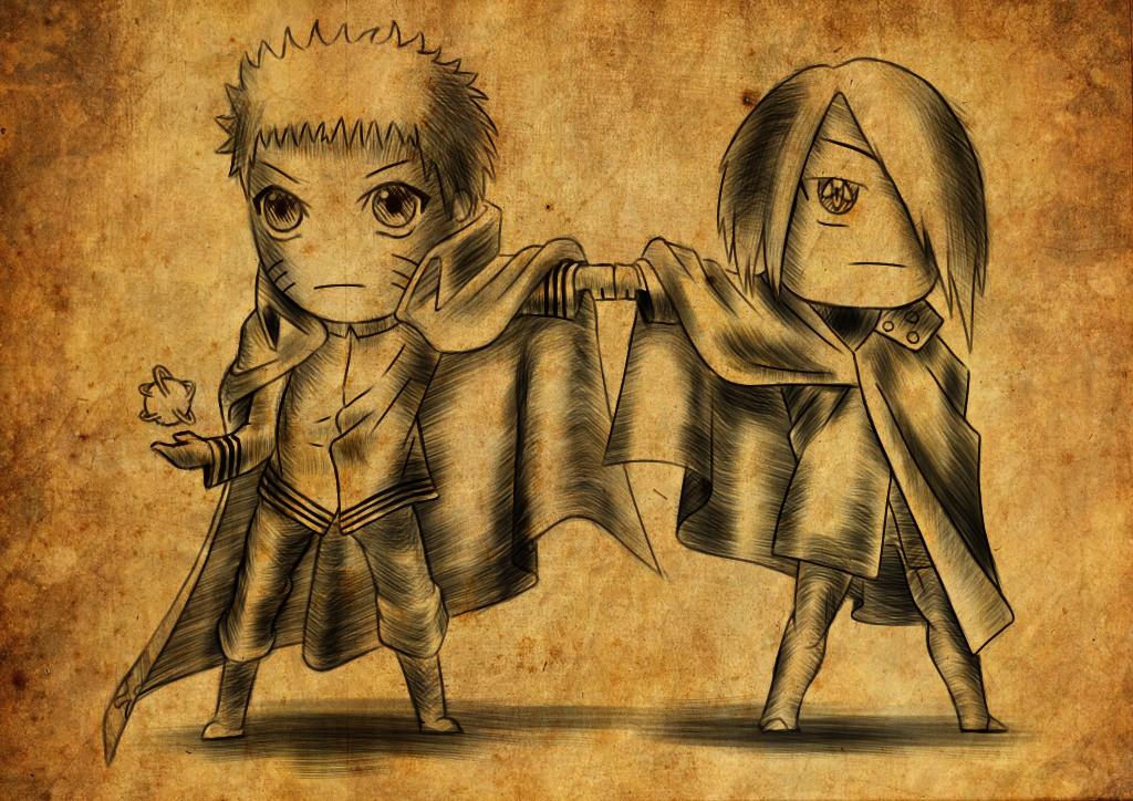 Naruto by Farsight93