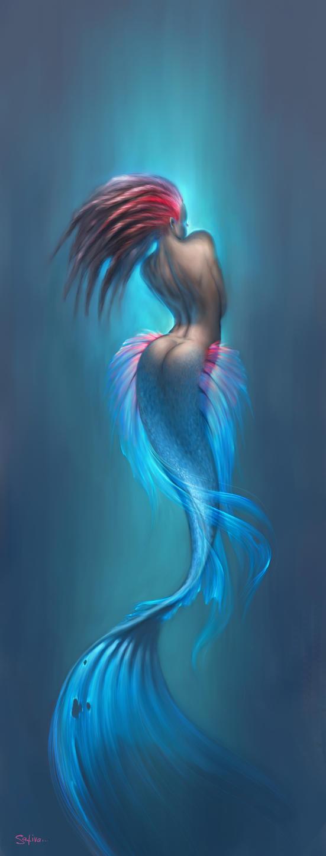 Http Satiiiva Deviantart Com Art The Mermaid 100048559