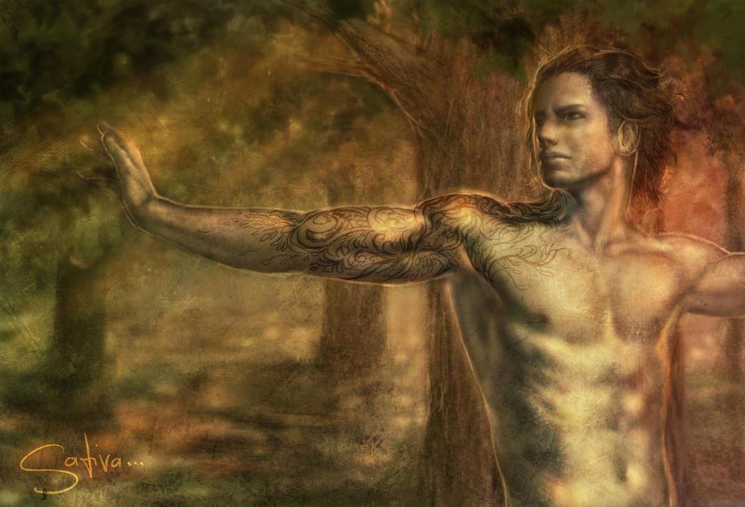 druid by satiiiva
