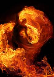 fire dance by satiiiva