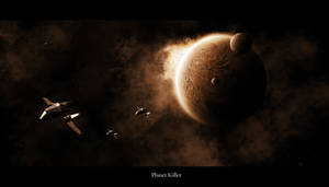 Planet Killer by Mvisl
