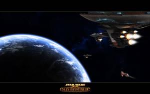 Republic Fleet by Mvisl