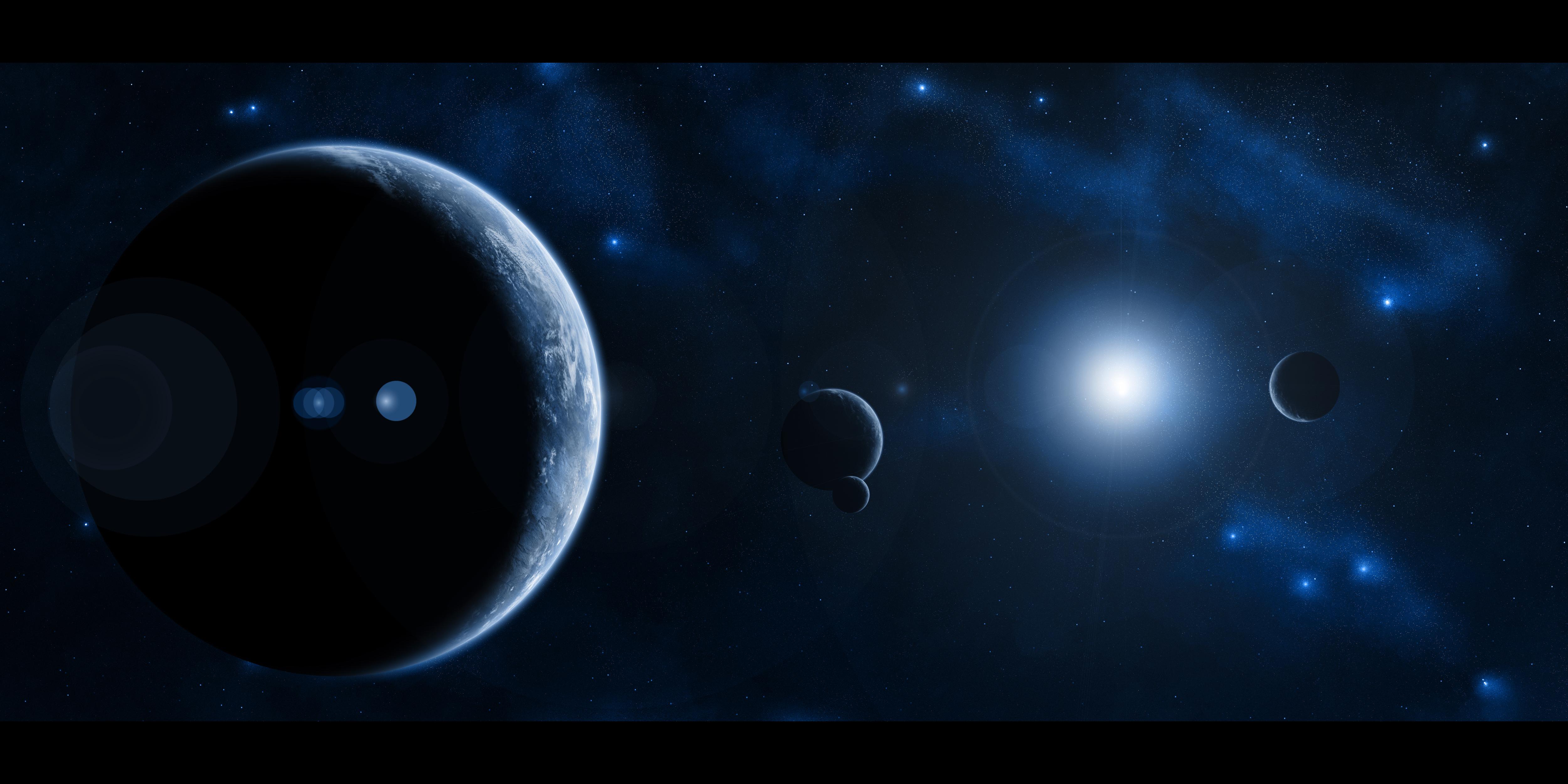 Calm Space by Mvisl
