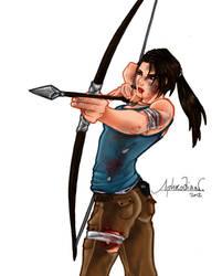 - Hunting Lara Croft - by Aphrodian