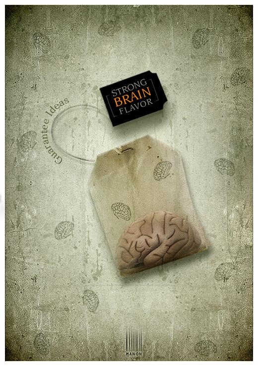 Tea Bag by bymano