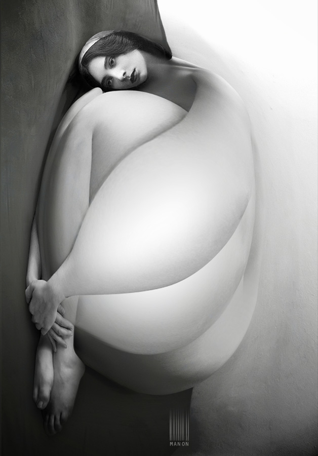 My emotional Botero 2 by bymano