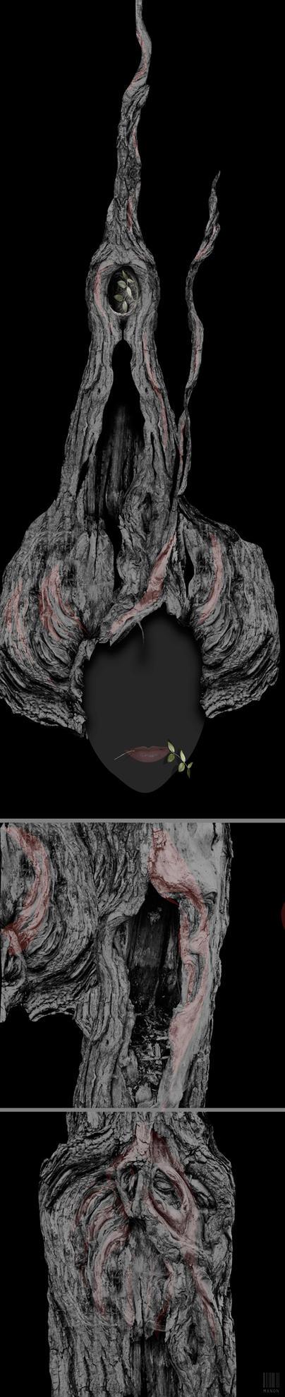 Scoarta umana 01 by bymano