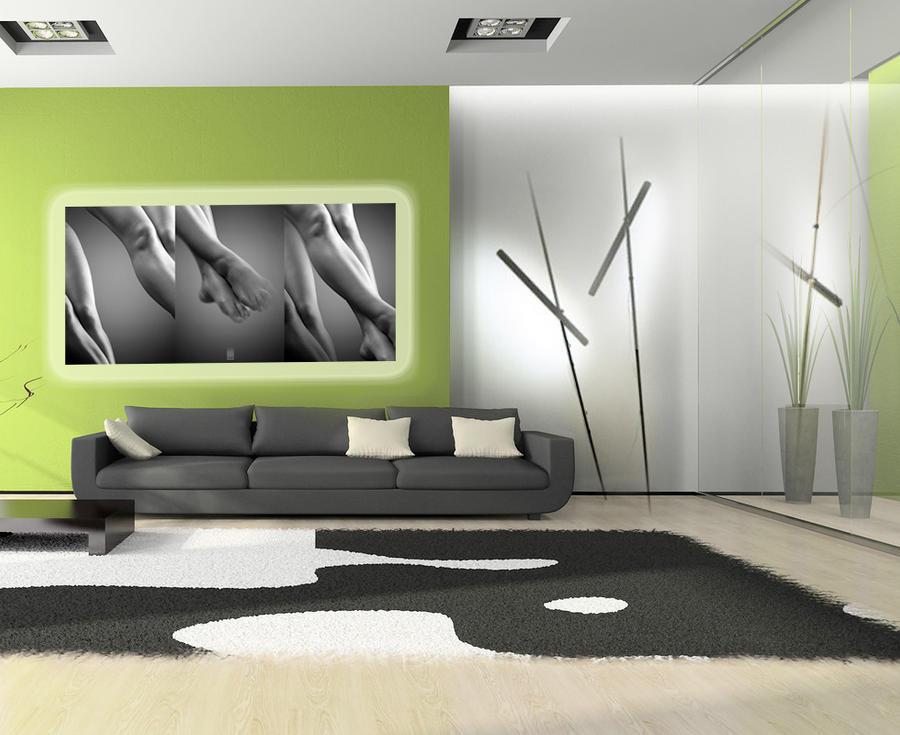 Green wind by bymano