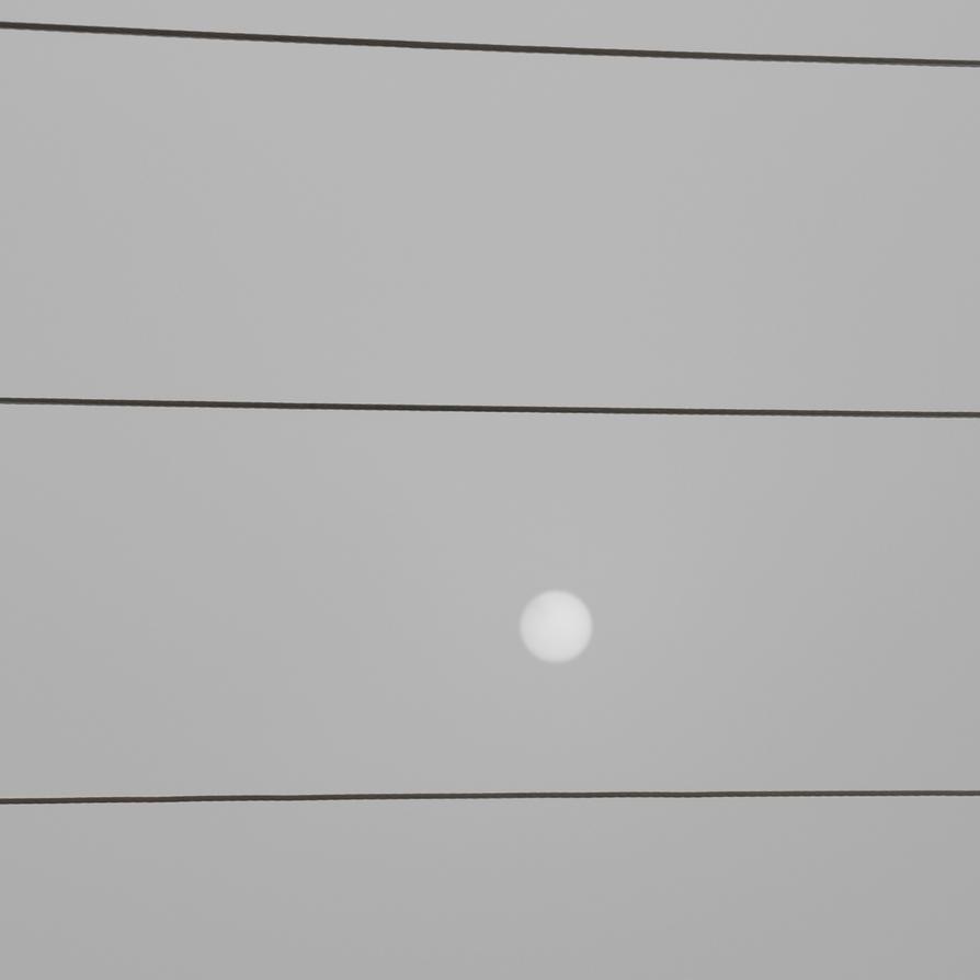 Single Moon by bymano