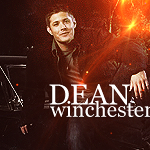 Dean Winchester Icon by Fr1stys