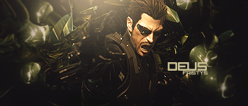 Deus Ex tag by Fr1stys