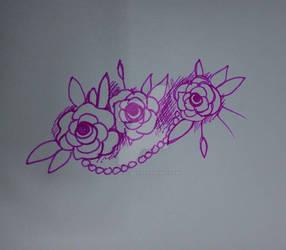 tattoo idea - chest piece