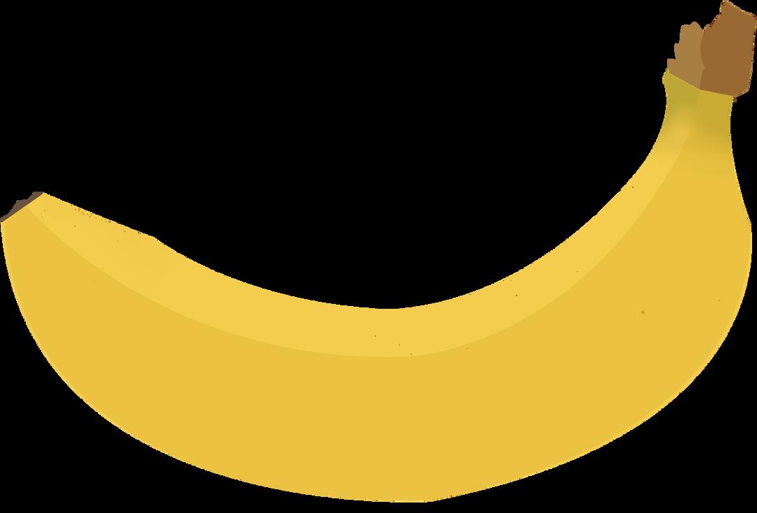 Banana Vector by alexismnrs on DeviantArt