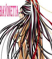 Bayonetta by KULA-D