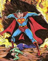 Superman by dannphillips
