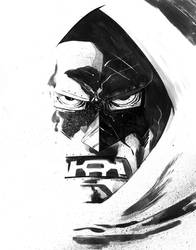 Doc Doom by dannphillips