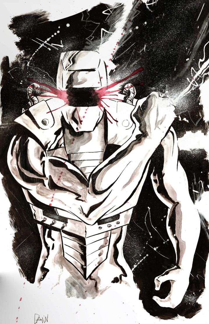 ROM: Spaceknight by dannphillips