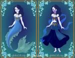 the princess mermaid