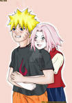 Stay With Me, Naruto -colored