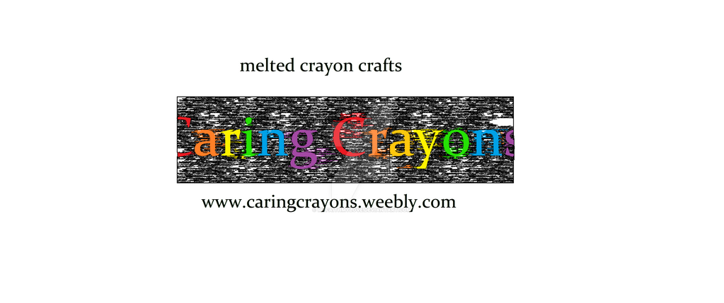 Caring Crayons Logo by MyFaithMyLove