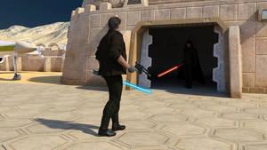Jedi Vs Sith In Mos Eisley #1