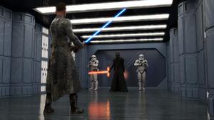 Supreme Leader Kylo Ren And The Lost Skywalker