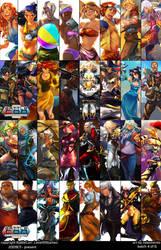 BattleCon Batch 04 by Nokomento