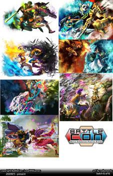 BattleCon Batch 06