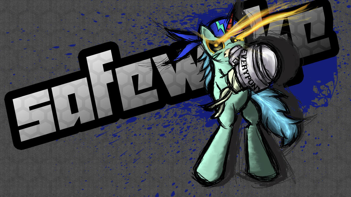 Safewake [Splash Art] by rorycon