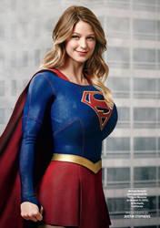 Melissa Benoist Supergirl Morph