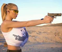 Bulletproof Jordan Carver Morph by TheGeckoKing