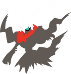 Darkrai Vector