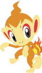 Chimchar Vector