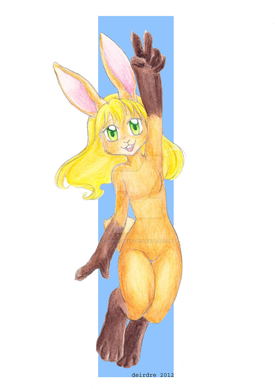 honey bunny by devilkitten1