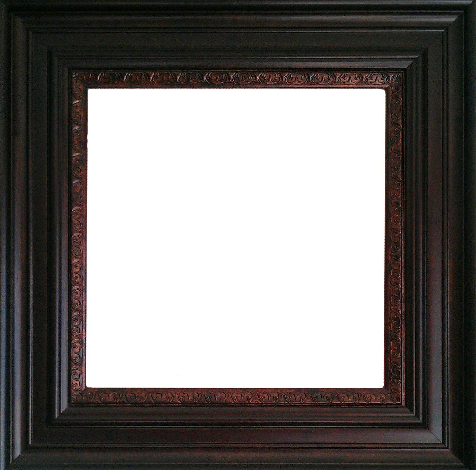 Dark Wood Frame Stock by MoonlitStock on DeviantArt