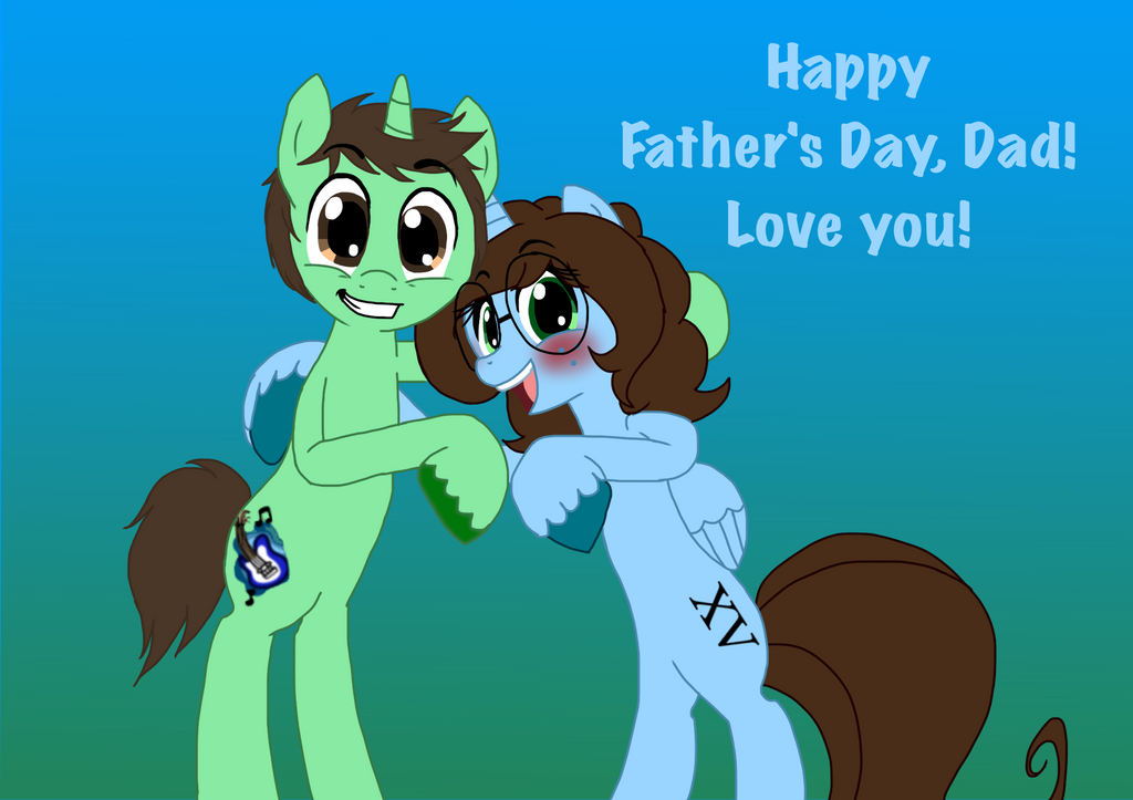 Dad's Day thingy by NoxidamXV