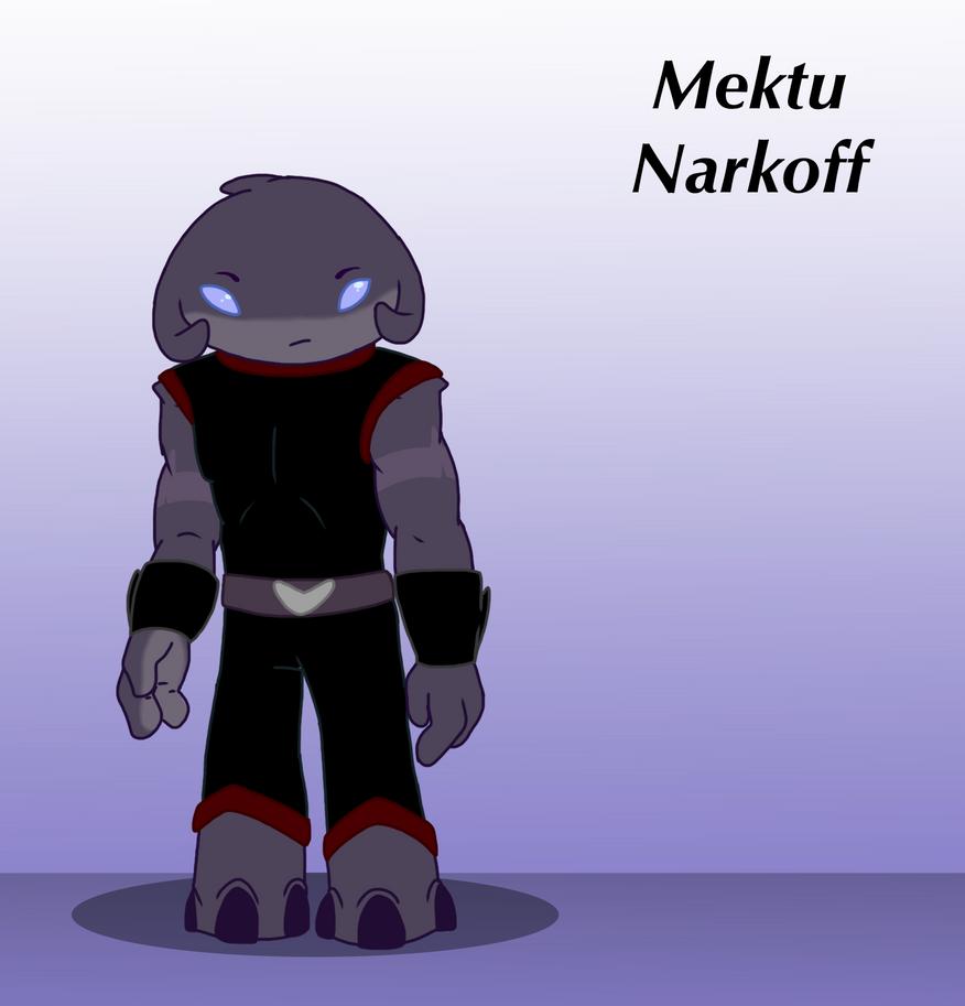 First child: Mektu Narkoff by NoxidamXV