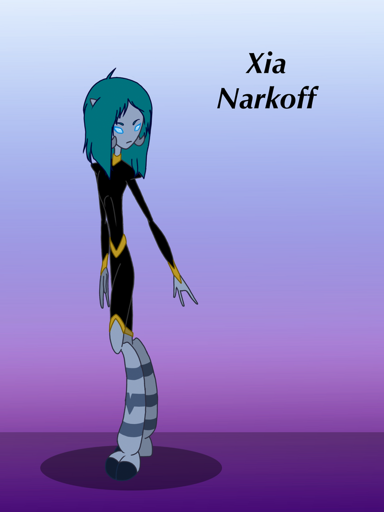 Second Child: Xia Narkoff by NoxidamXV